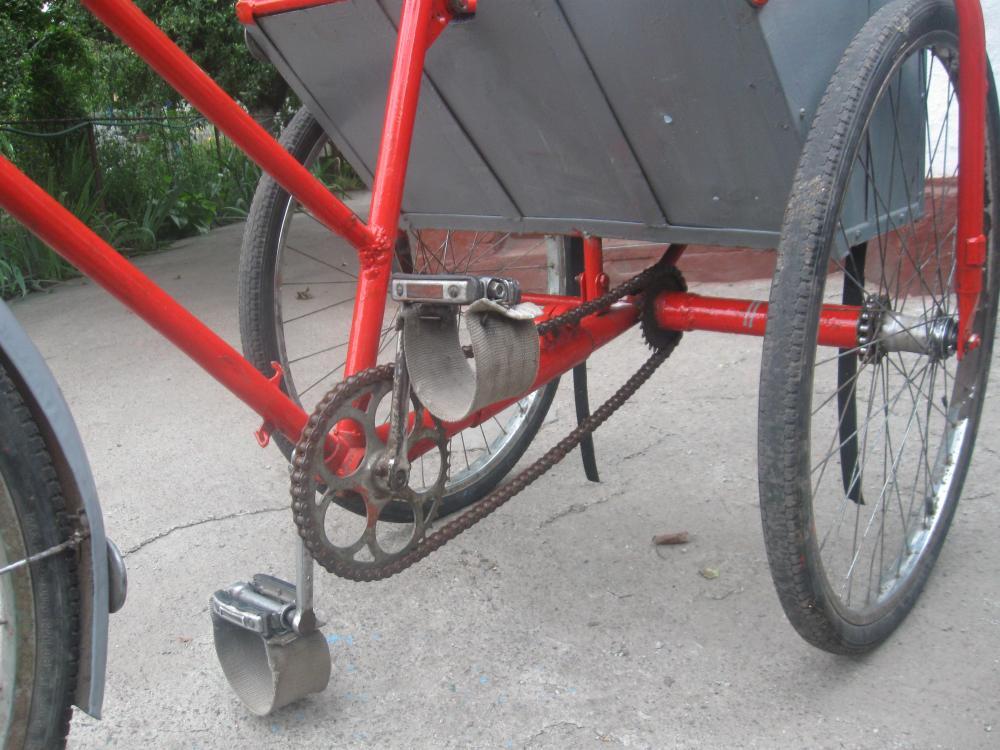 Сделай сам своими руками трехколесный велосипед фото