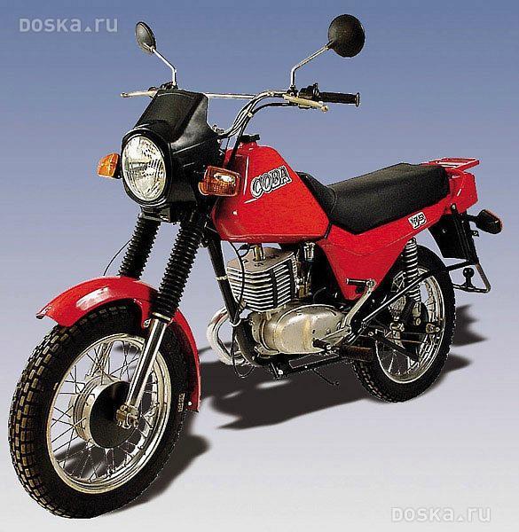 сова фото мотоцикла