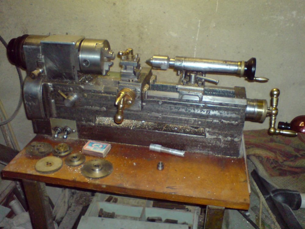 Самодельный токарный станок своими руками фото