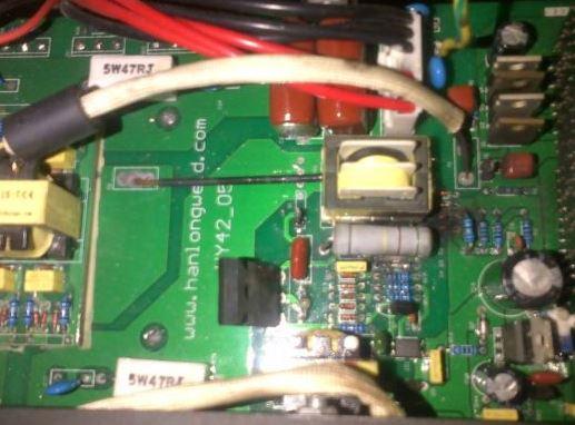 почему в септике постоянно горит резистор фото гарнитур белого