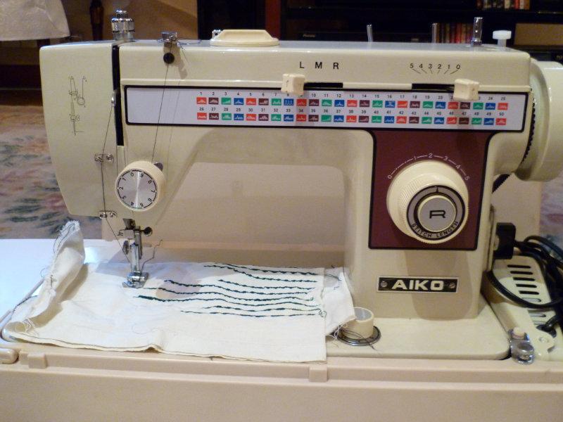 Aiko швейная машина инструкция
