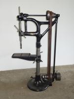 Heyligenstaedt Radialbohrmaschine aus dem Jahre 1936.JPG