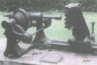 Wiertarka z r. 1833, Újmassa, wystawa maszyn na wolnym powietrzu.jpg