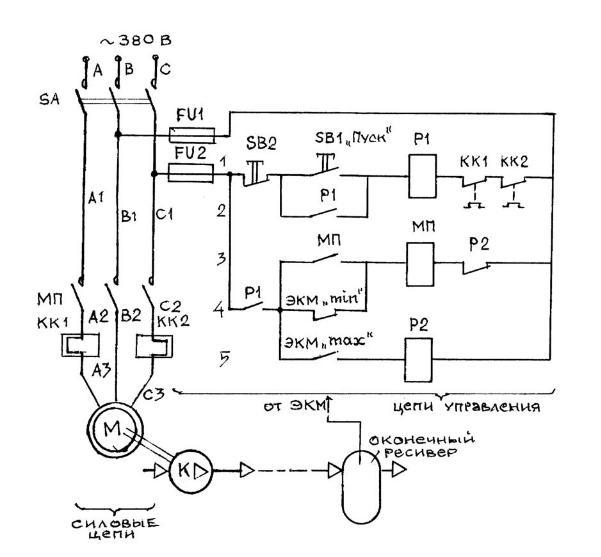 основании замечаний эл схема компрессора ден 200 с частотником положь ему