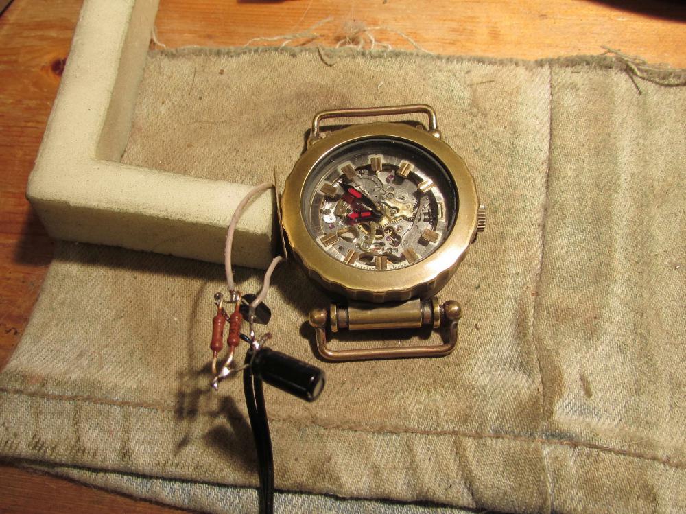 Часы с обратным ходом - 7 Даров