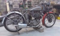 Снегомотоцикл и обычный мотоцикл. И ещё кое что: IMAG0061.jpg