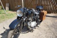 Снегомотоцикл и обычный мотоцикл. И ещё кое что: 107247833.jpg