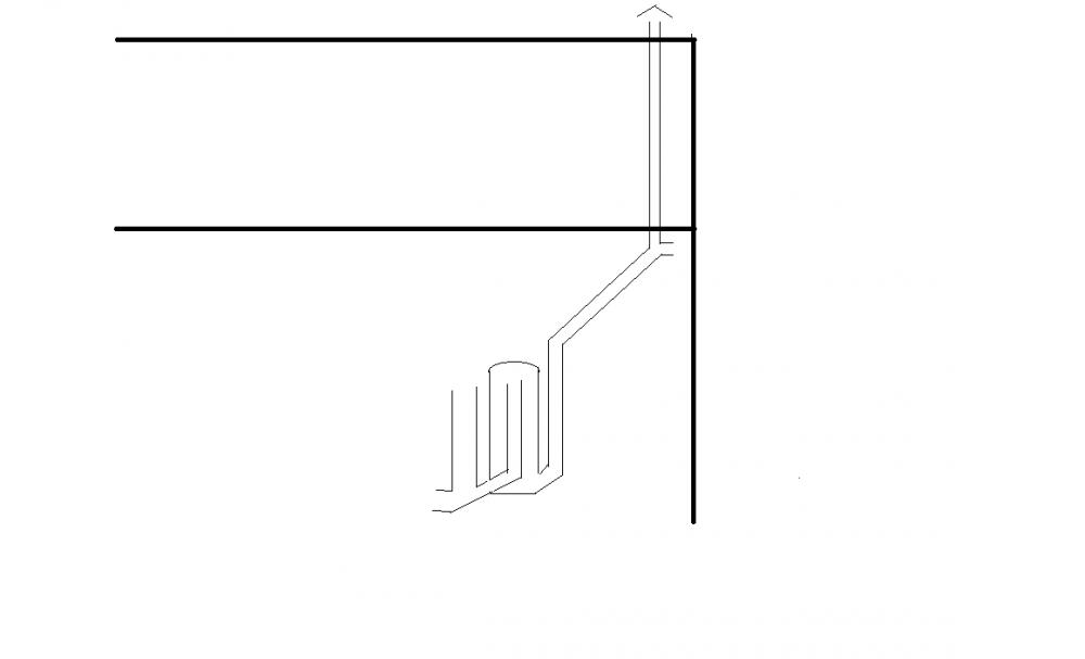 Эжекция в дымоходах дымоход феррум 80 мм