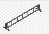 Разборные козлы для сварочных работ.: Kozel_Version1.JPG