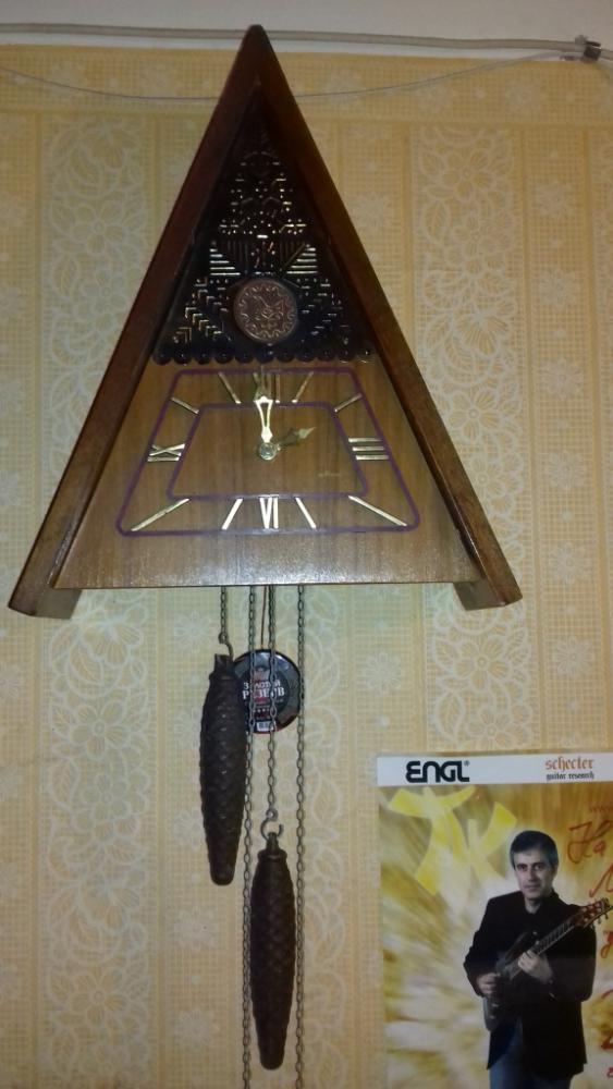 Часы маяк с кукушкой аннотация фото