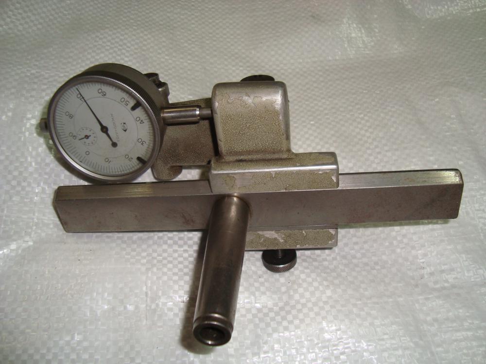 Самодельный центроискатель фото