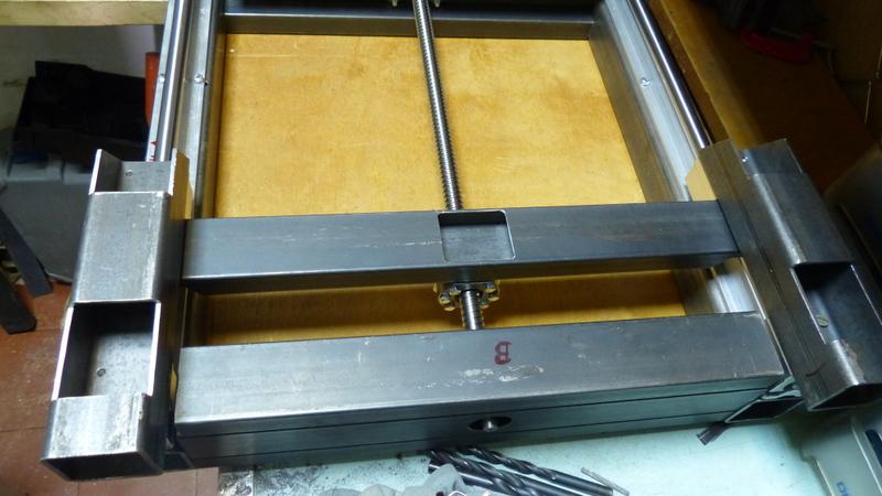 Учусь строить ЧПУ фрезер - Металлический форум - Страница 3
