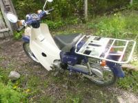 Honda super cub 50cc, или Редкий в России, но самый массовый в мире мопед.: P1090174.JPG