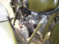 Снегомотоцикл и обычный мотоцикл. И ещё кое что: DSC03022.JPG