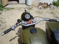 Снегомотоцикл и обычный мотоцикл. И ещё кое что: DSC03023.JPG