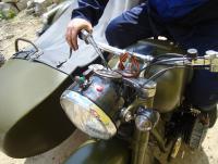 Снегомотоцикл и обычный мотоцикл. И ещё кое что: DSC03024.JPG