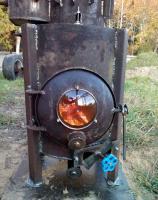 Опыт постройки железной без-колосниковой отопительной печи.: 35.jpg