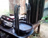 Опыт постройки железной без-колосниковой отопительной печи.: 19.jpg