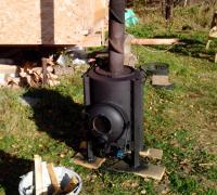 Опыт постройки железной без-колосниковой отопительной печи.: 36.jpg