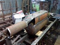 Опыт постройки железной без-колосниковой отопительной печи.: 12.jpg