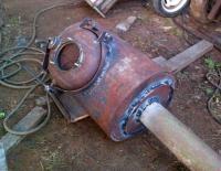Опыт постройки железной без-колосниковой отопительной печи.: 27.jpg