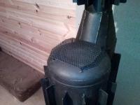 Опыт постройки железной без-колосниковой отопительной печи.: 38.jpg