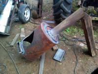 Опыт постройки железной без-колосниковой отопительной печи.: 26.jpg