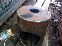 Опыт постройки железной без-колосниковой отопительной печи.: 25.jpg