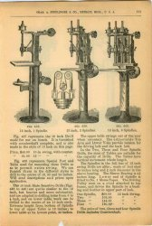 1895 ADVERTISEMENT Norton Drills Drill Press Slate Sensitive up to 6 Spindle.JPG