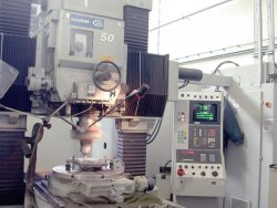 Used HAUSER S50 CNC 314 surface grinding machine M1802424860 1.jpg