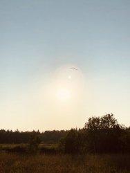 Планер и Солнце.....jpg