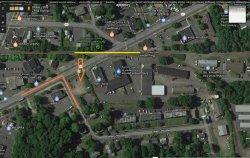 Flea market, Plainville, Ct_map_first build .place.jpg